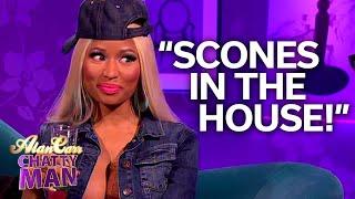 Nicki Minaj - Full Interview on Alan Carr: Chatty Man