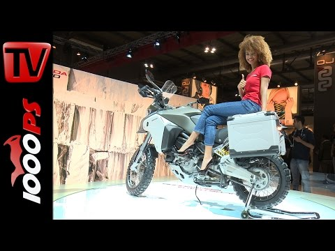 Ducati Multistrada 1200 Enduro 2016 | Details, Leistung