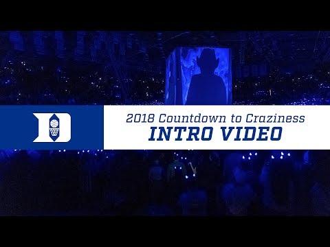 2018 Countdown To Craziness: Duke...