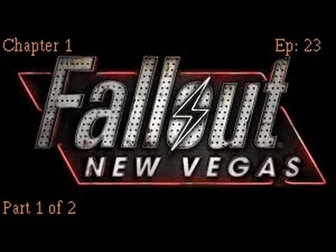 Let's play Fallout New Vegas - (Modded Roleplay) #23 Part 1 of 2