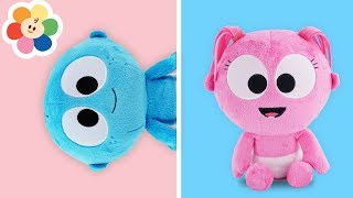 GooGoo & GaaGaa Baby at The Playground | Pretend Play with Dolls & Toys Stories for Kids | BabyFirst