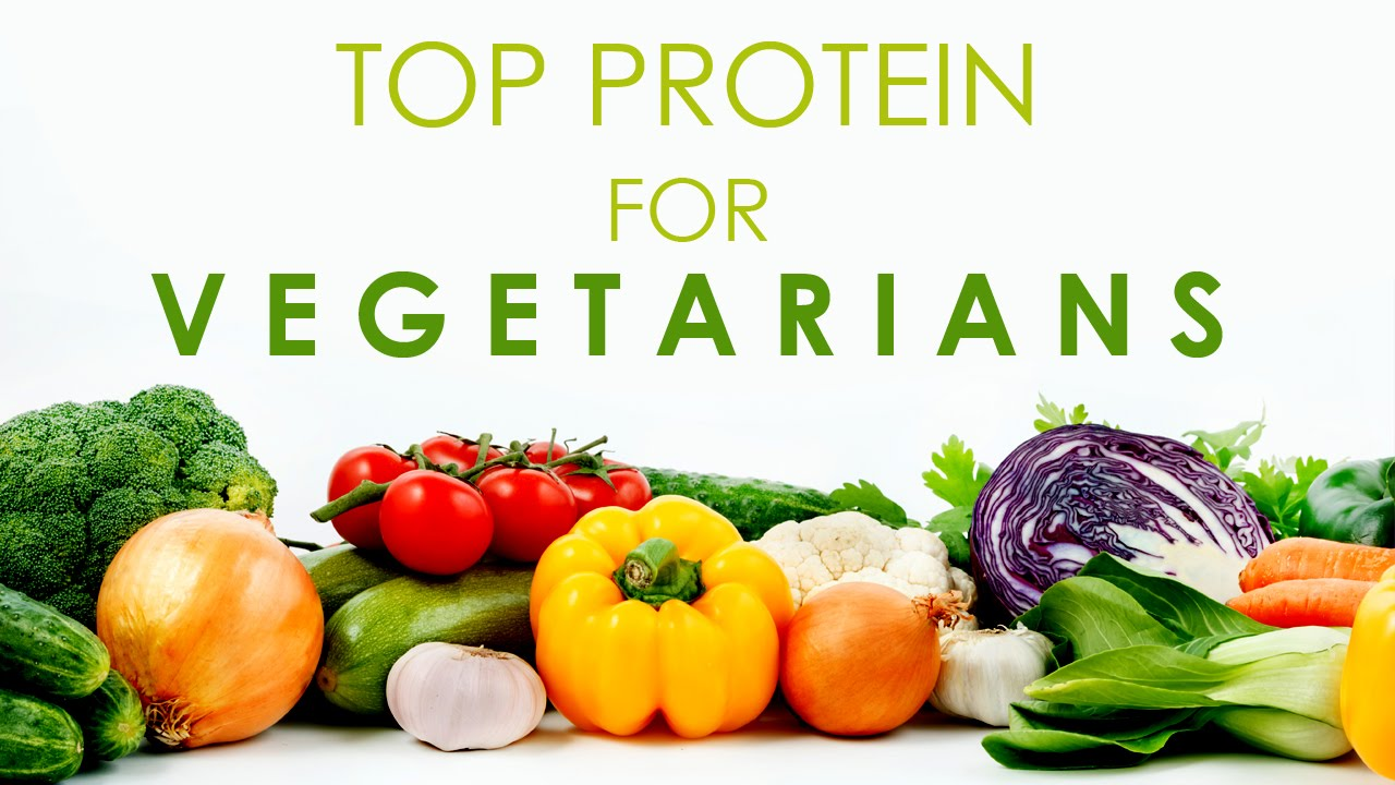 Vegetarian High Protein Foods Bodybuilding