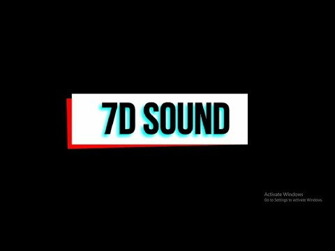 7D SOUND EFFECTS (Drums and Guitar in 5D)