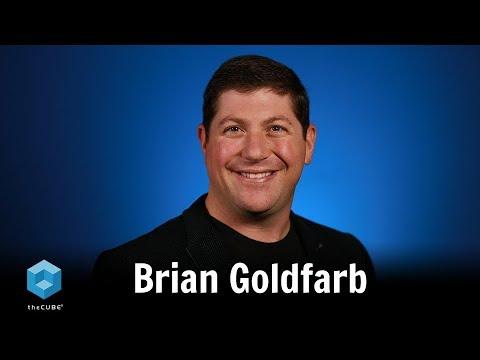 Brian Goldfarb, Splunk   CUBEConversation, July 2018