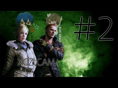 Resident Evil 6: Sherry [Xcrosz Cam] - Chapter 2