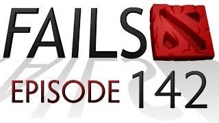 Dota 2 Fails of the Week - Ep. 142