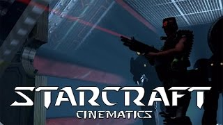 StarCraft Brood War All Cinematics and Trailers (High Quality)