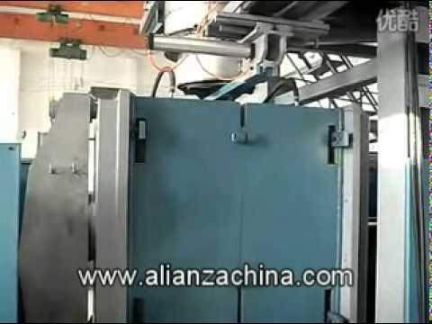Maquina para fabricar tanque de agua youtube for Como fabricar tanques de agua para rusticos