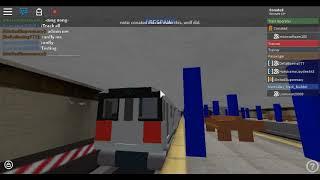 [ROBLOX MTA] R142A (6) Train Departs @Grand Central 42nd.
