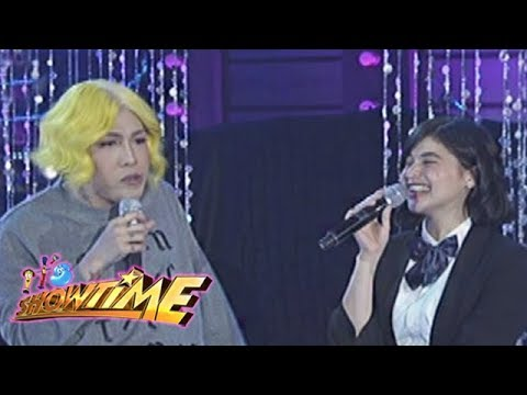 It's Showtime Miss Q & A: Vice Ganda as a student