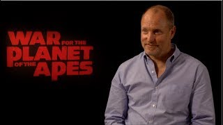 War For The Planet Of The Apes Interviews: Whipping Scene