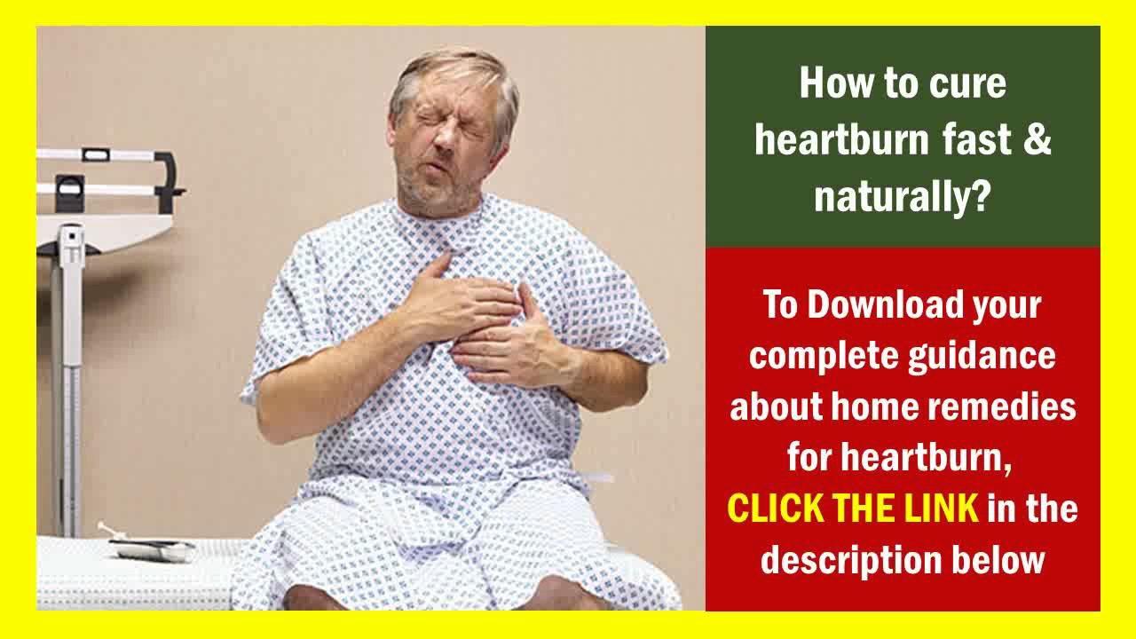 does mustard cure heartburn - homemade heartburn remedies baking