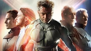 X Men Days of Future Past End Credits Scene Explained - SPOILERS!