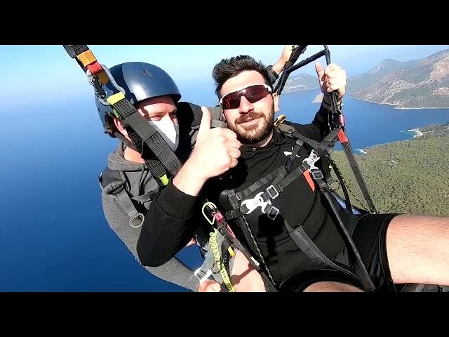 Fethiye Yamaç Paraşütü 7 - Mad Max Paragliding