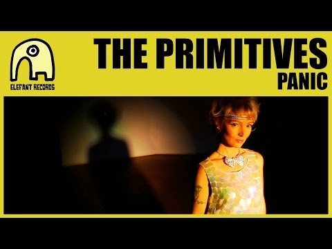 THE PRIMITIVES - Panic [Official]