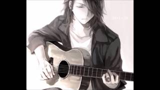 Nightcore: Face Down (Acoustic)