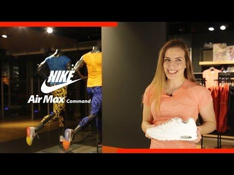 on sale 41cf2 bd17e Nike Air Max Command Spor Ayakkabı İncelemesi   Barcin.com