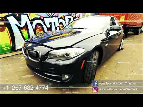 видео: 2011 bmw 535 !! Авто аукцион США copart, iaai. Авто на заказ от 7motors