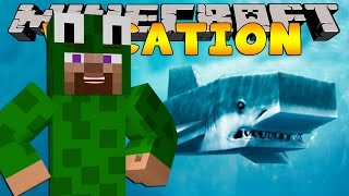Minecraft Vacation - LITTLELIZARD FISHING CONTEST!