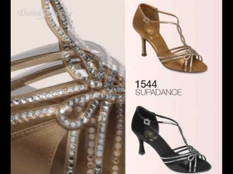 3f23b1909956 Supadance Ballroom Dance Shoes Women 2011 - YouTube