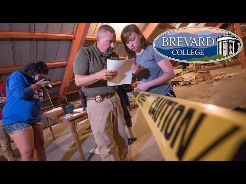 Brevard College Criminal Justice