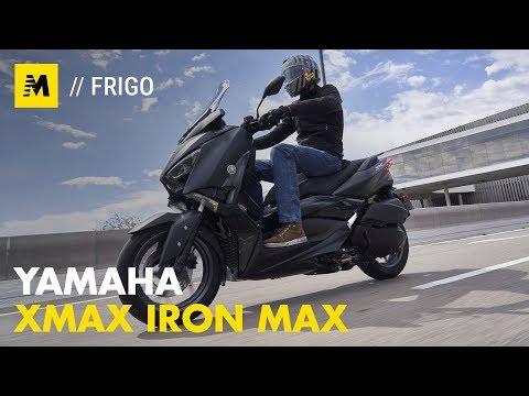 Yamaha XMAX 300 Iron Max | TEST: Ancora Più Stile E Comfort