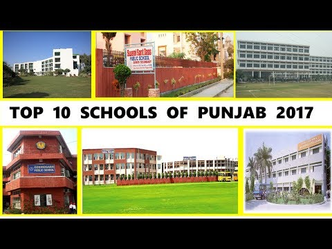 Top 10 Schools in Punjab 2017