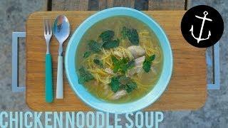 How To Make Chicken Noodle Soup Bondi Harvest