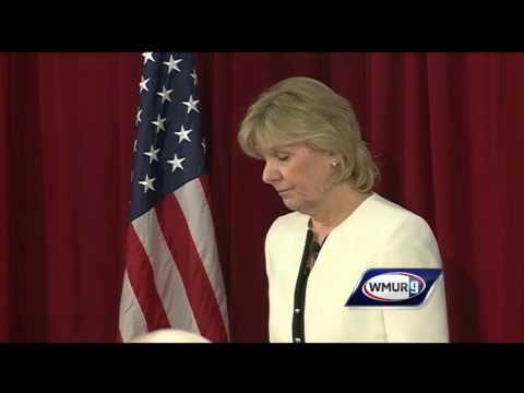 New Hampshire state Sen. Jeanie Forrester running for governor