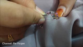 Tutorial Memasang Payet