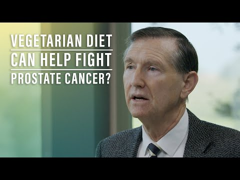 Cancer Treatment: Why a Vegetarian Diet Helps