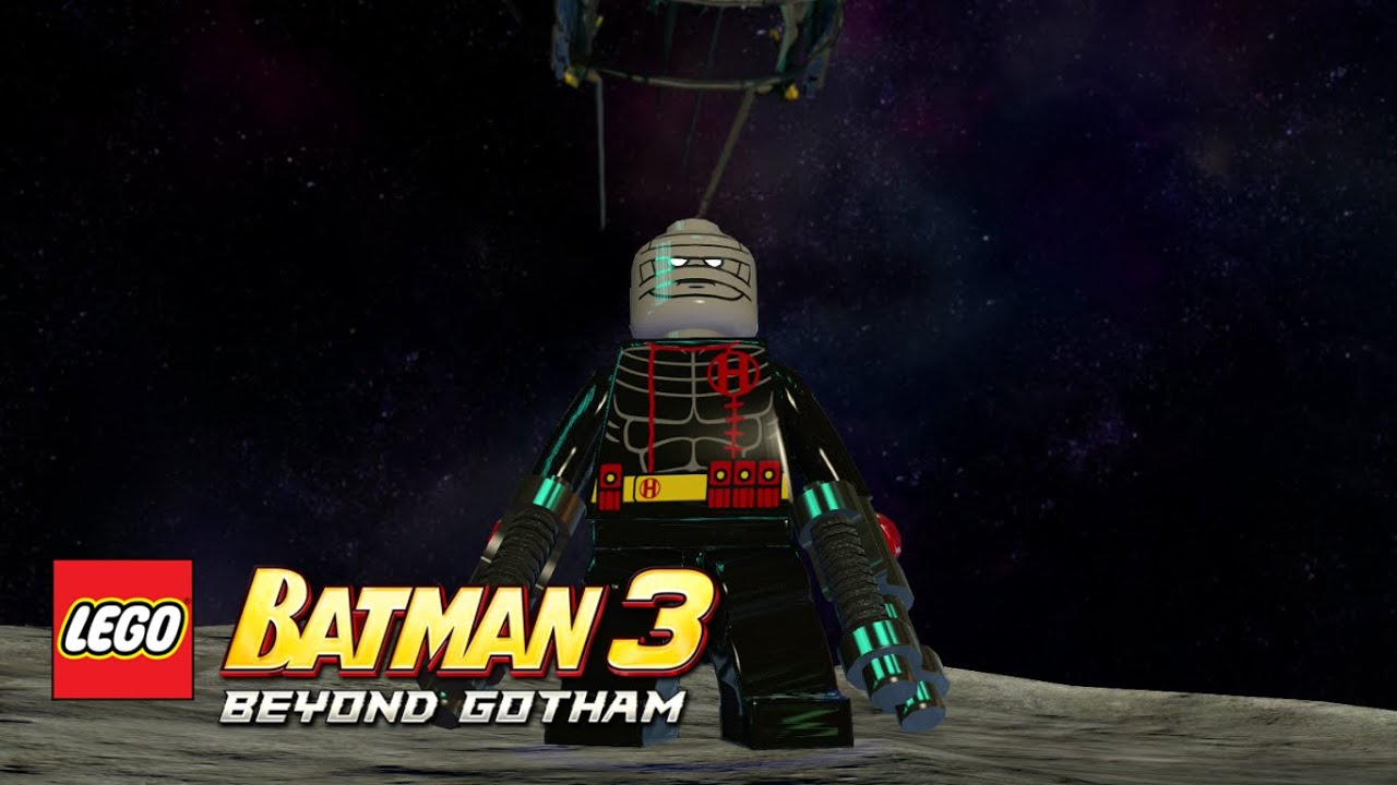 moon base lego batman 3 - photo #9