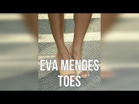 toes Eva mendes