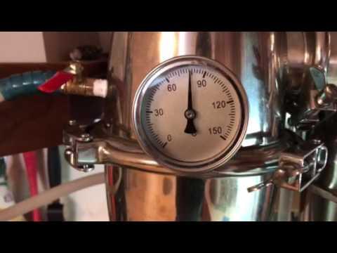 Самогонный аппарат из японии видео мини пивоварня 300 литров