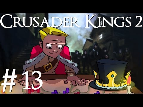 Crusader Kings 2 | The Bedouin Prince | Part 13 | Into Africa