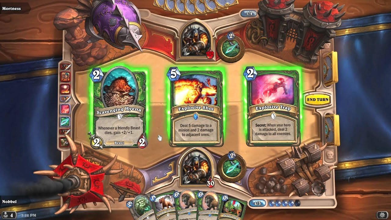Our budget Witchwood decks page includes cheap deck lists for the Druid, Hunter, Mage, Paladin, Priest, Rogue, Shaman, Warlock and Warrior heroes of Hearthstone.