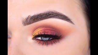 Makeup Geek Pumpkin Spice Palette | Fall Eyeshadow Tutorial Mp3