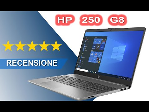 Notebook HP 250 G8 15.6