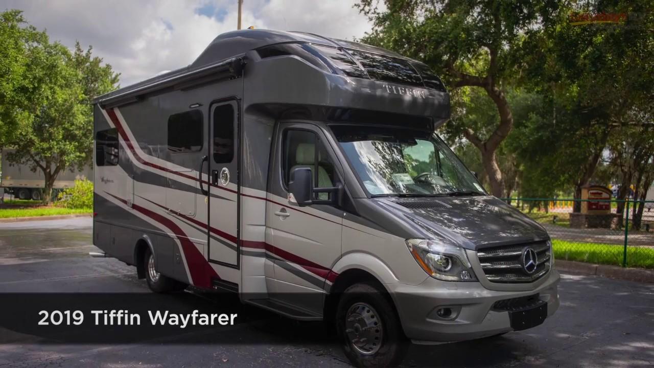 2019 Tiffin Motorhomes Wayfarer