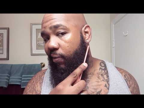 BEARD STOPPED GROWING.? WILD GROWTH HAIR OIL ... NEW BEARD TREATMENT MEATHOD...