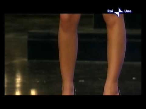 Anna Tatangelo VINCE Sanremo Donne 2006