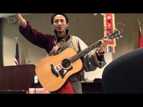 """"""" Tibet"""" and """" Human Rights""""  at Tennessee Tech University"""
