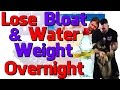 How to Lose Water Weight Overnight | Causes of Bloating | Foods Cause bloating Relief after eating