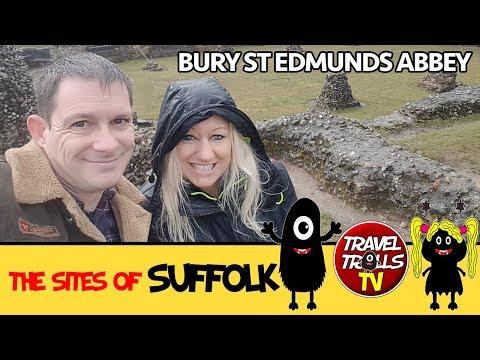 Bury St Edmunds Abbey - Our True Patron Saint
