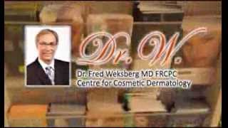 Welcome to the Weksberg Centre for Cosmetic Dermatology Thumbnail