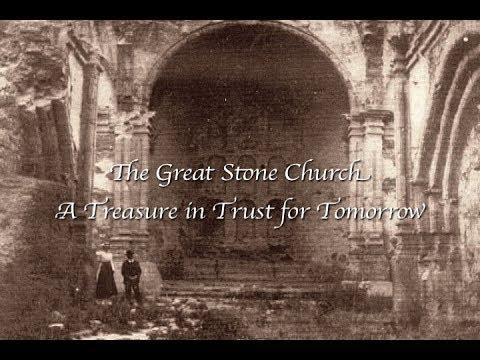 The Great Stone Church at Mission San Juan Capistrano (2000)