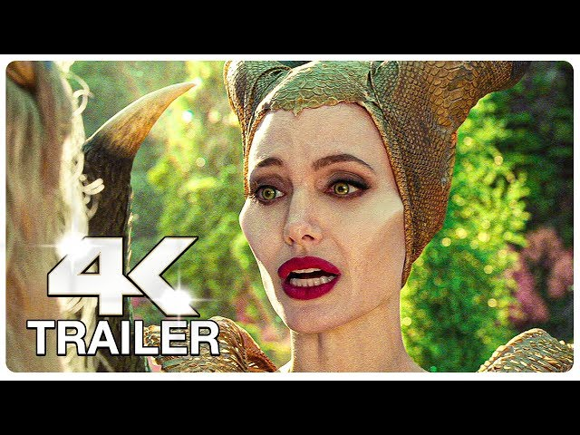 Maleficent 2 Mistress Of Evil Final Trailer 3 New 2019