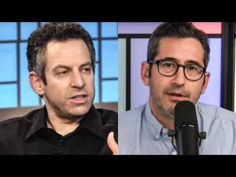 Sam Harris and Eric Weinstein CANCEL Sam Seder