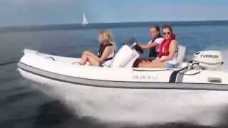 RIB:Rigid Inflatable Boat:perahukaret.mp4