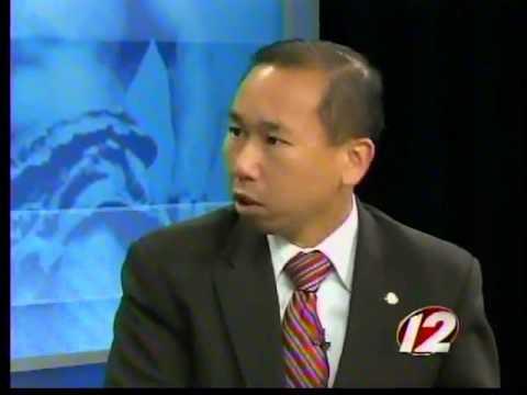 Newsmakers 9/7/2012: Allan Fung, John Marion